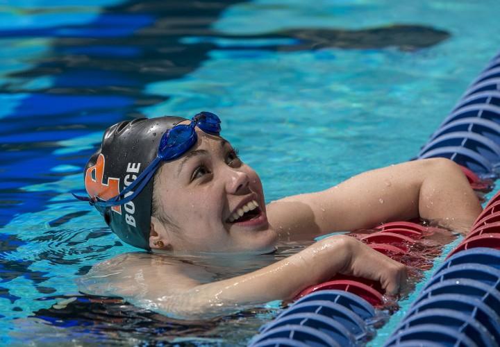 ivy league conference swim meet