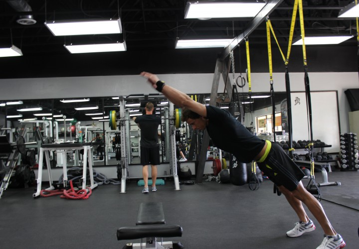 Strength Training: Before, After or Separate From Swimming