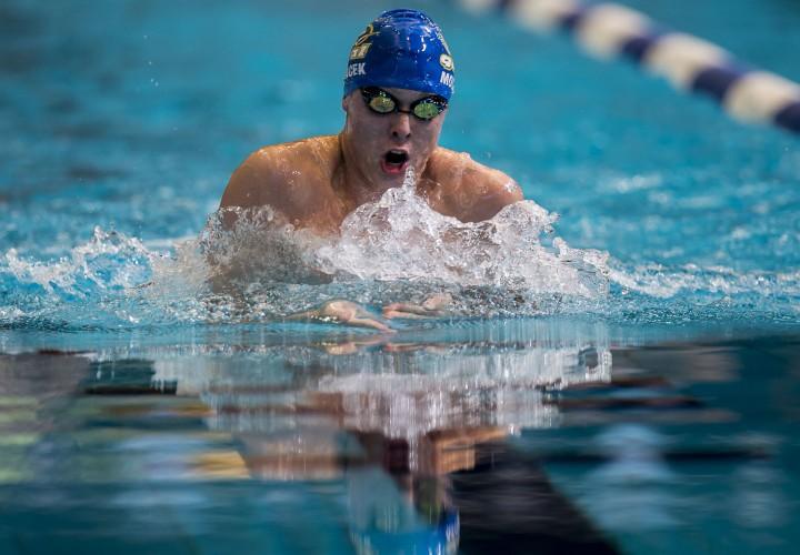 Molacek 39 S National Mark Highlights Nebraska Hs Champs Swimming World News