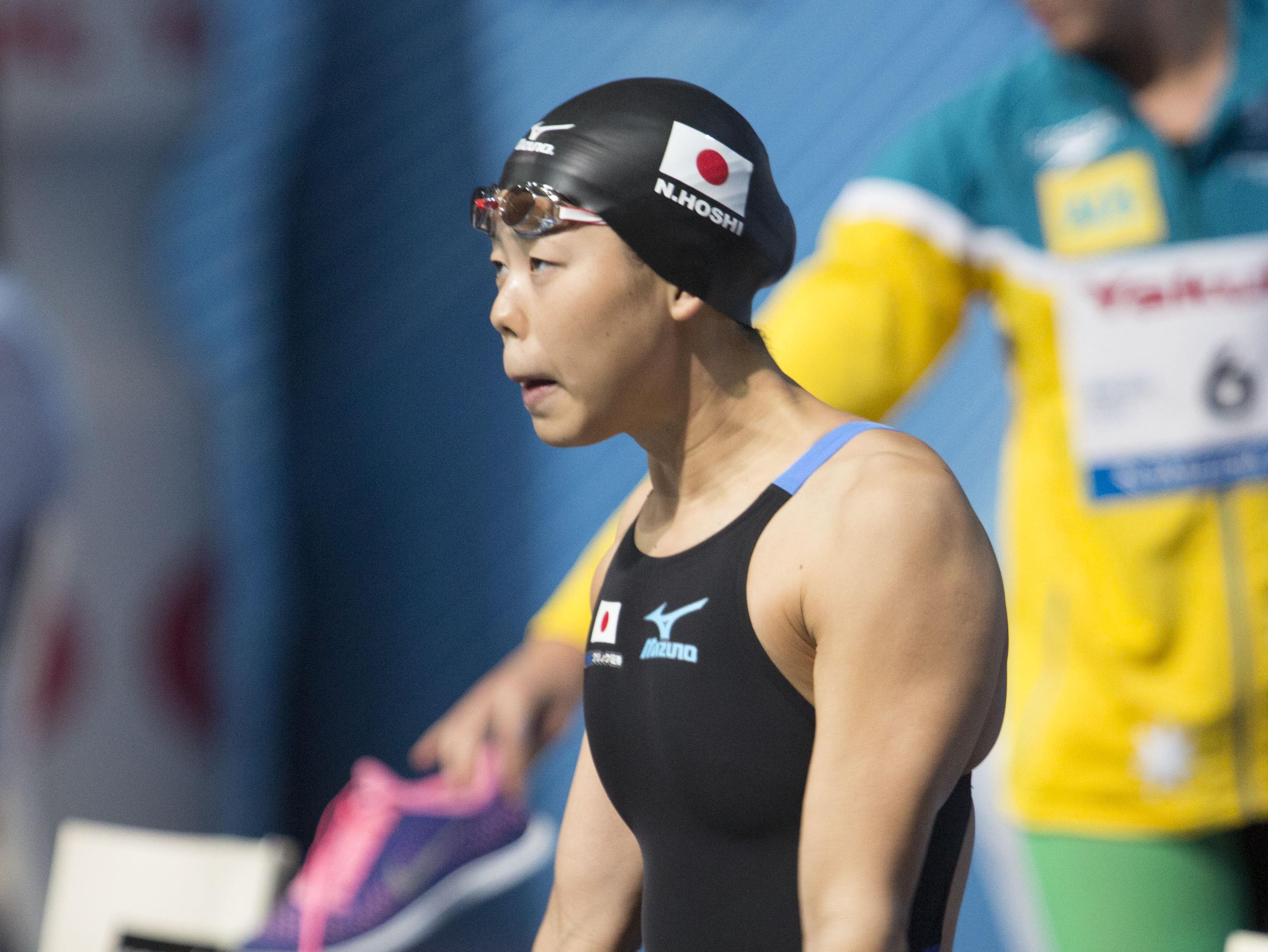 Natsumi Hoshi Natsumi Hoshi Tops Loaded 200 Fly Finale in Japan