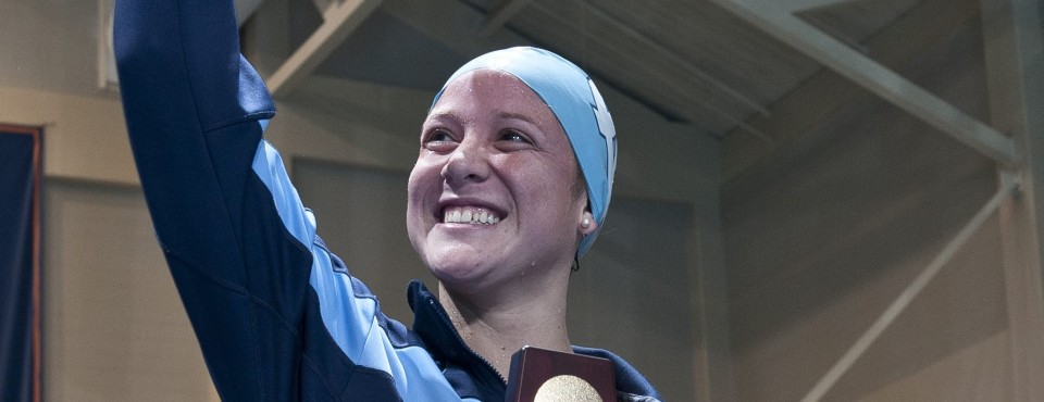 UNC Adds 3 Class of 2014 Graduates to Champions Circle