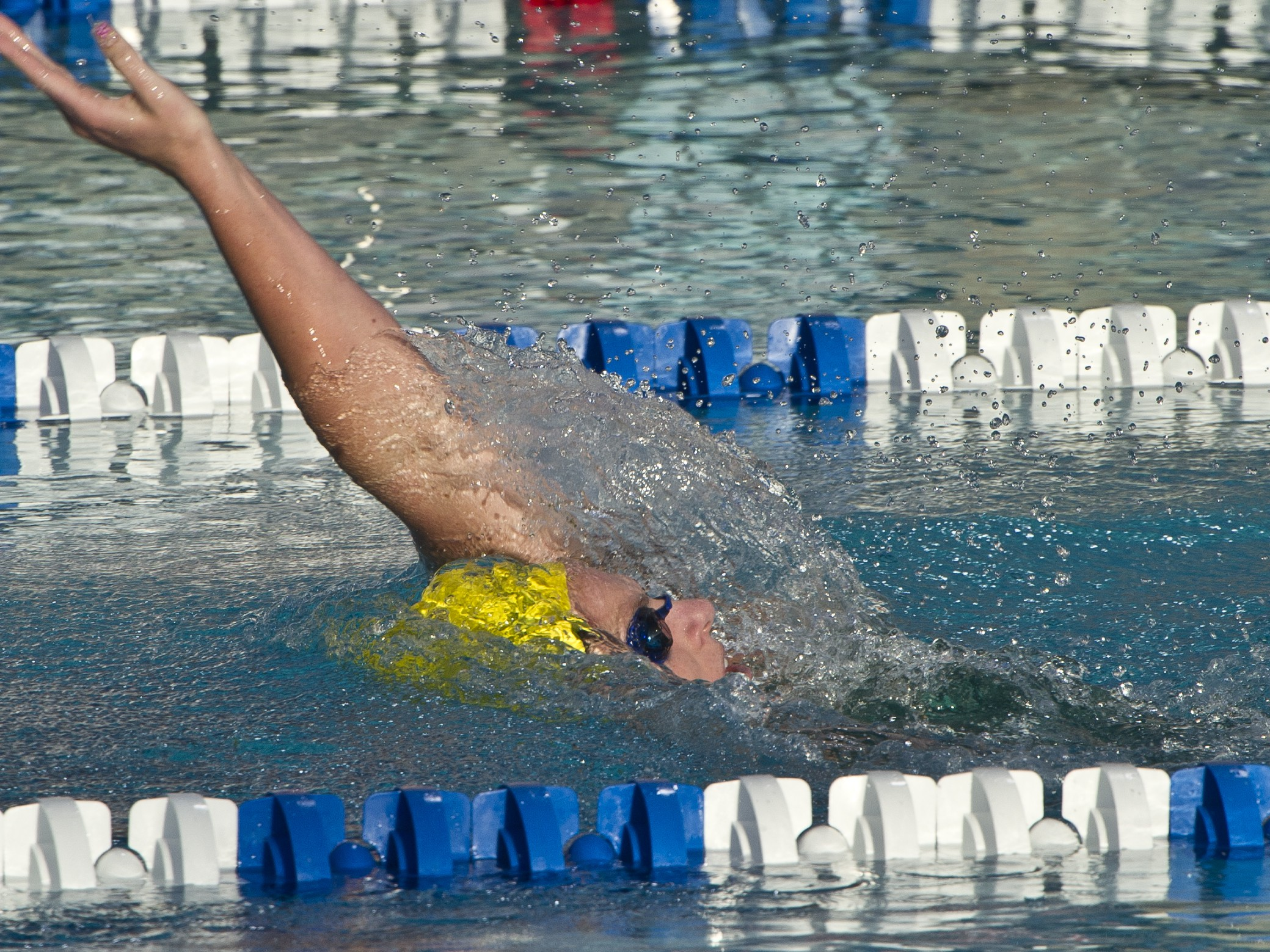 Race Video: Emily Seebohm Cracks 50 Back All-Comers Record