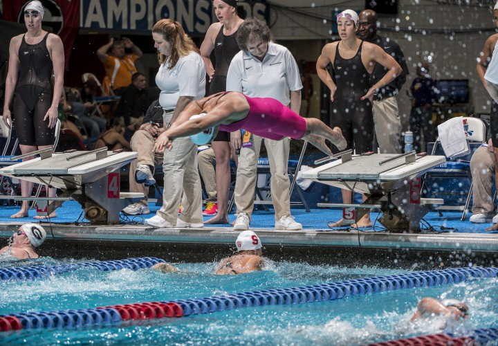 Stanford Usc Women Clash In Battle Of Undefeated Teams Swimming World News