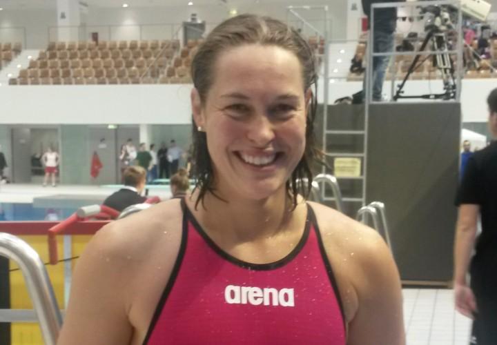 Jenny Mensing Giulio Zorzi Uncork Swift Times Slovakian Grand Prix