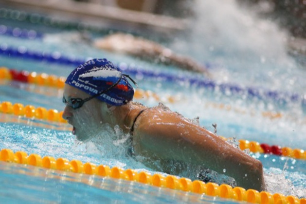 Powerful Popova Performance Breaks 200 Free Russian Record ...