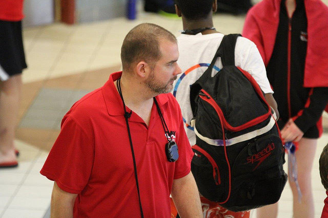 Mike Thompson Hired By Alma Mater Wilfrid Laurier University Region Of Waterloo Swim Club