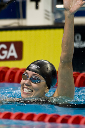 Michael Phelps, Natalie Coughlin Win Top Honors at the USA ...