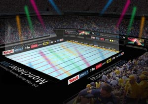 Manchester Releases Artist Renderings For 2008 World Short Course Championships Swimming World