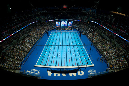The Woodlands Swim Team Pays Deposit For 2016 Trials Pool Has 10 Months To Raise Remainder Of