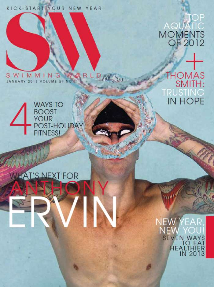 Photo Courtesy: Swimming World Magazine
