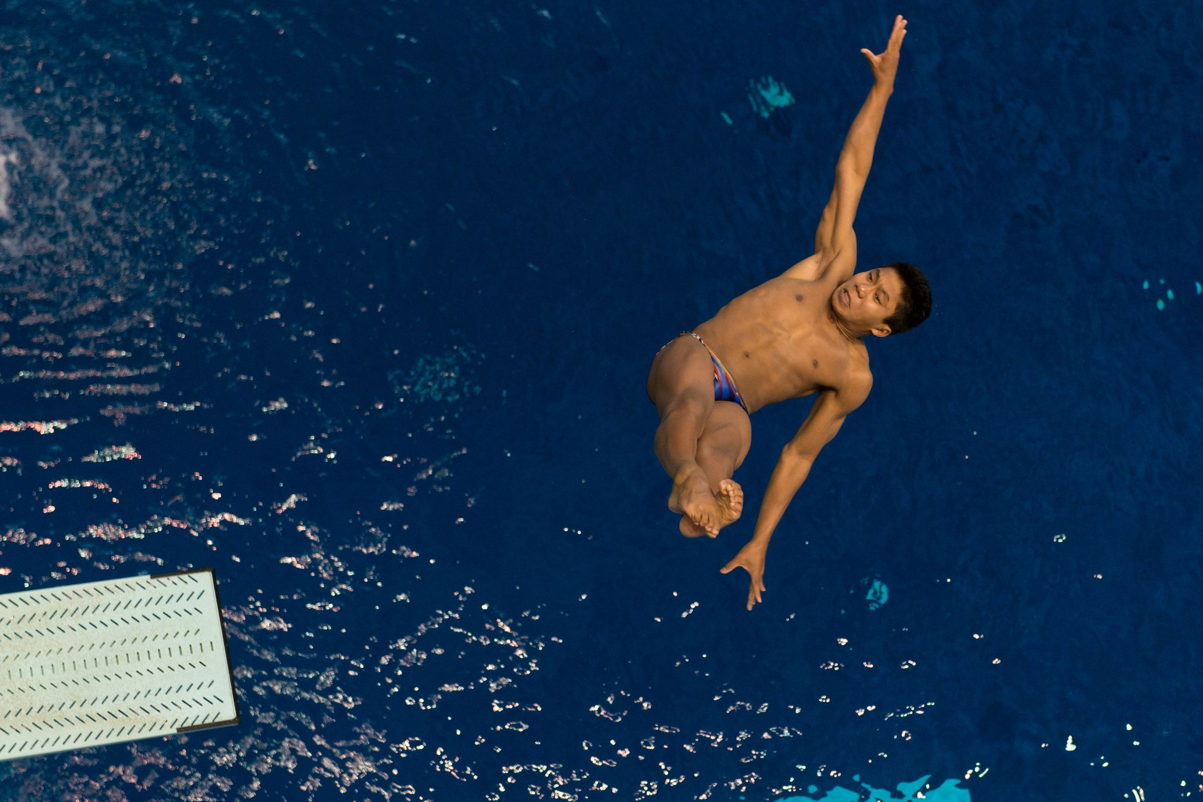 Cuba hosting 2015 pan american junior diving championships - Dive recorder results ...
