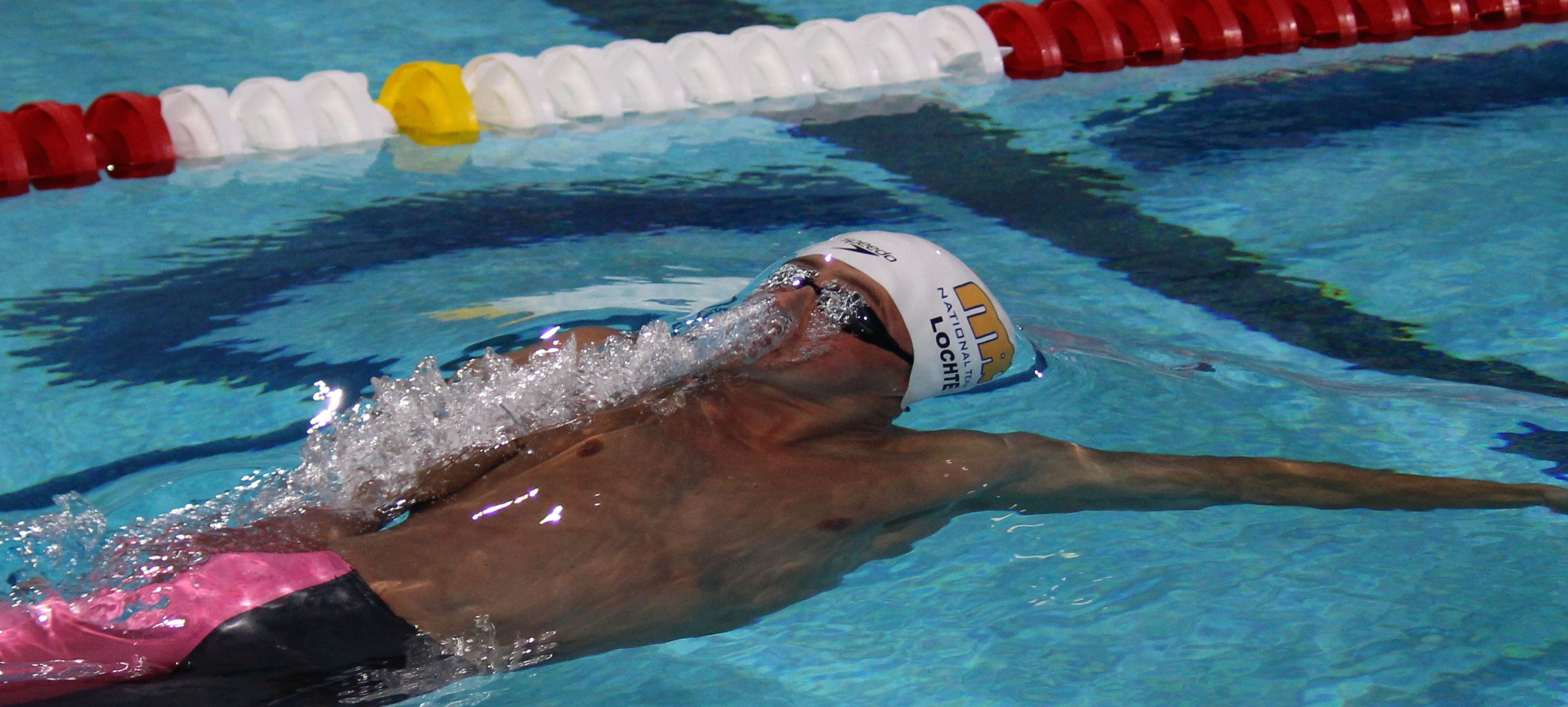 Leads swimmac to men s 400 medley relay title swimming world news