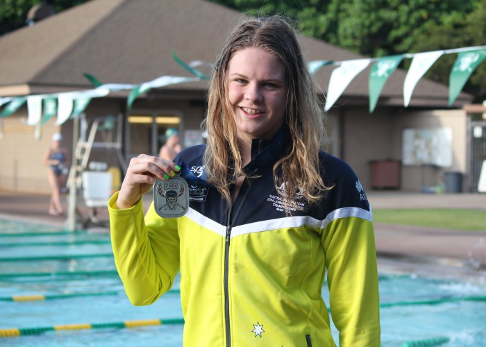 Photo Courtesy: Swimming Australia Ltd.