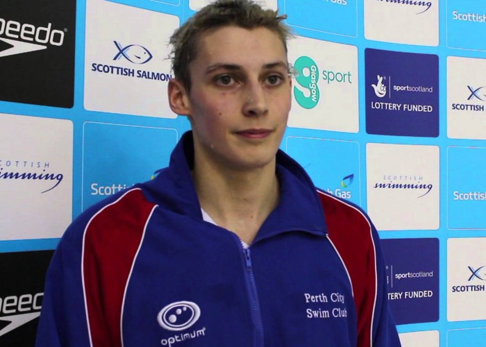Photo Courtesy: Scottish Swimming
