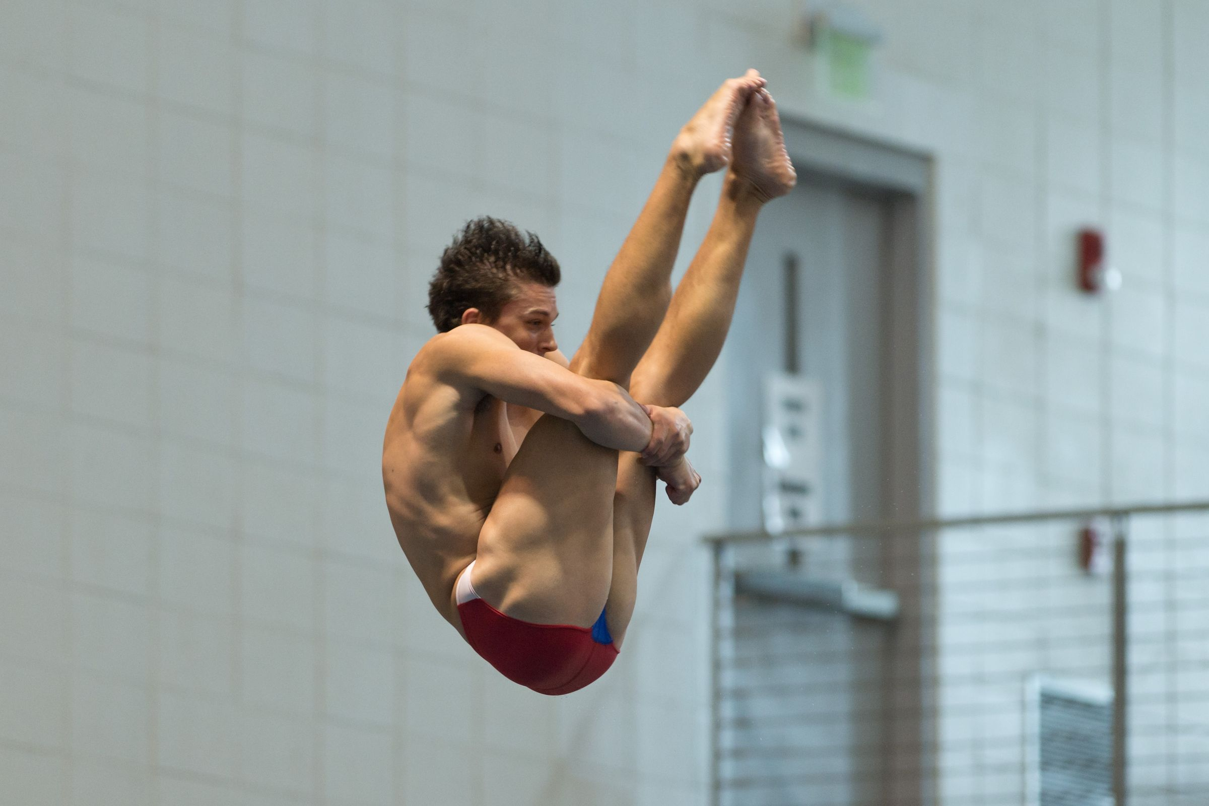 New belmont pool to feature diving well seating for more than 1 000 swimming world news - Dive recorder results ...