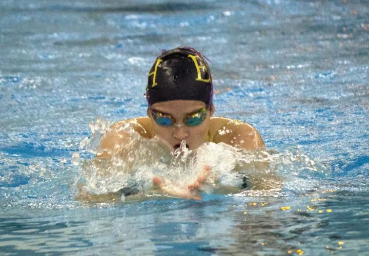 Odac Swimming Focusing On Thanksgiving Break
