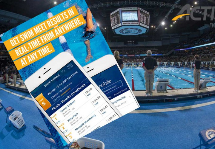 meet mobile results online