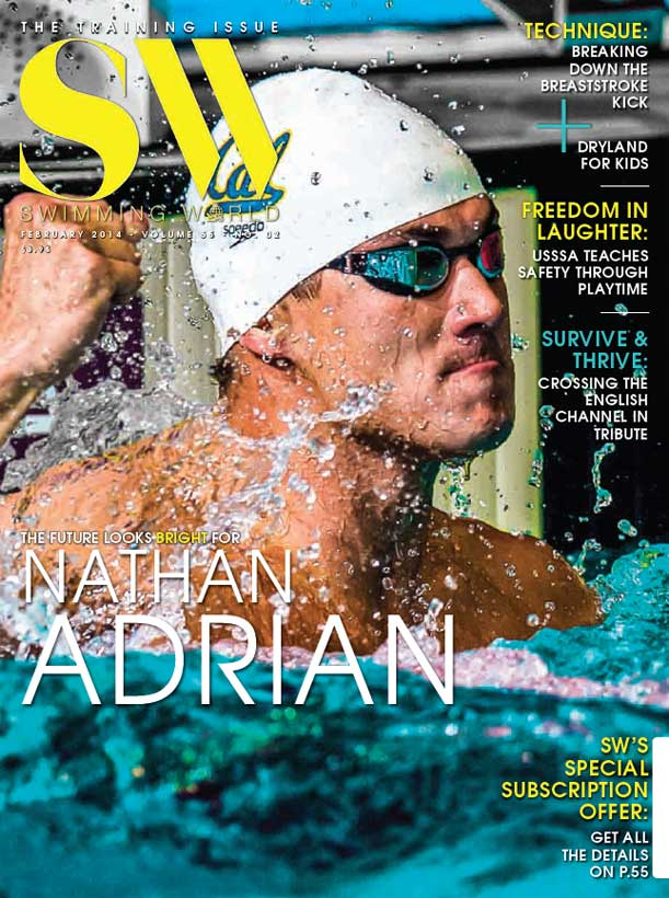 Swimming World Magazine Covers in Review - 2014