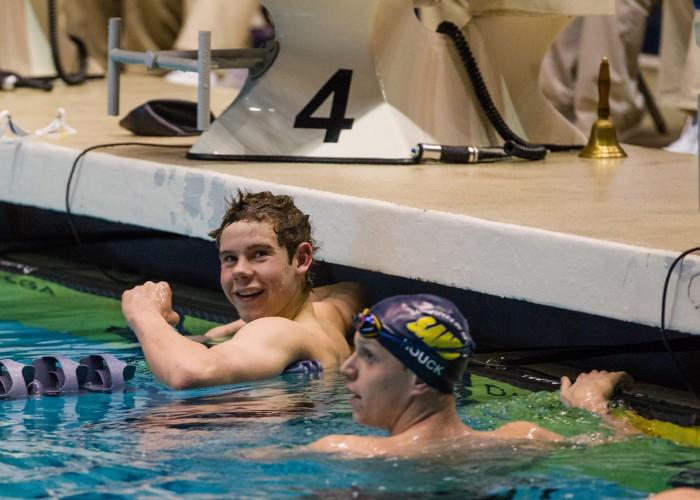 Sean Grieshop Winter Junior Nationals 2014