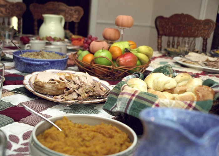 traditional-thanksgiving