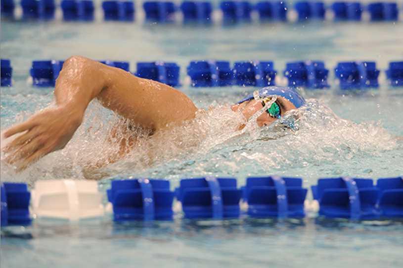 Odac Swimming Shifting Focus To Midseason Invitationals