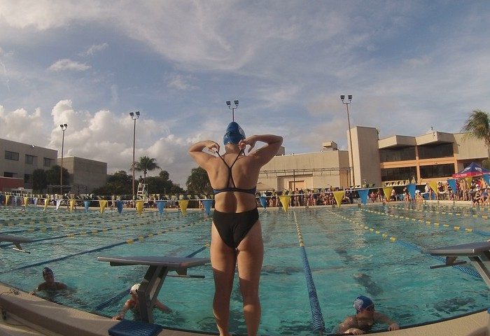 21 Thoughts During Your First Long Course Practice Swimming World News