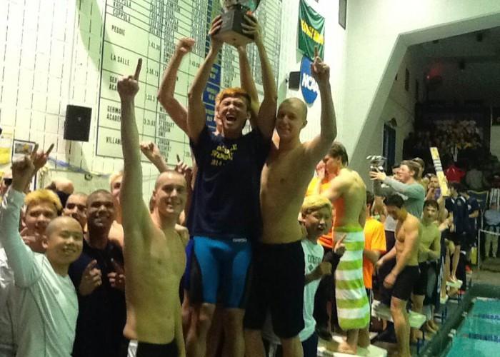 Peddie wins Eastern Interscholastic Championships boys title