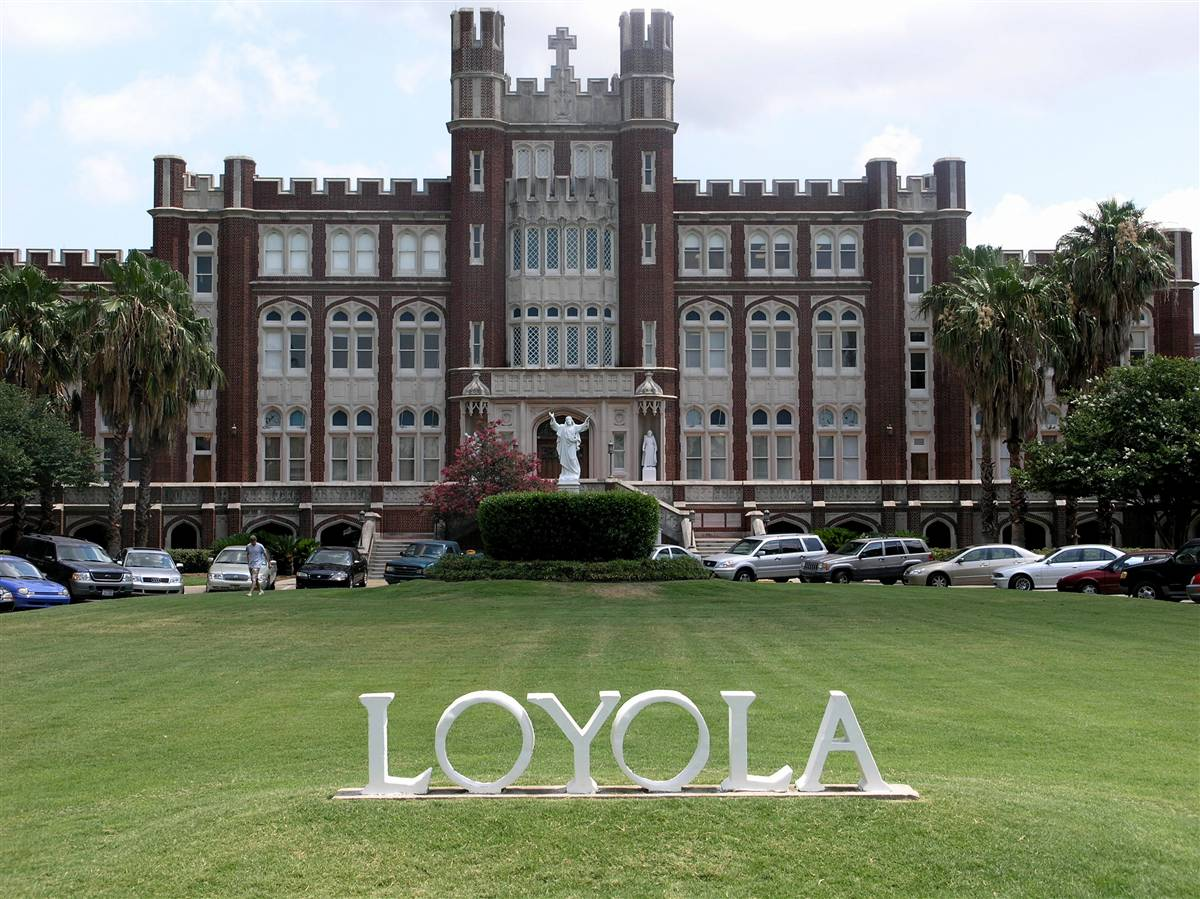 loyola university new orleans about me you should apply to me if