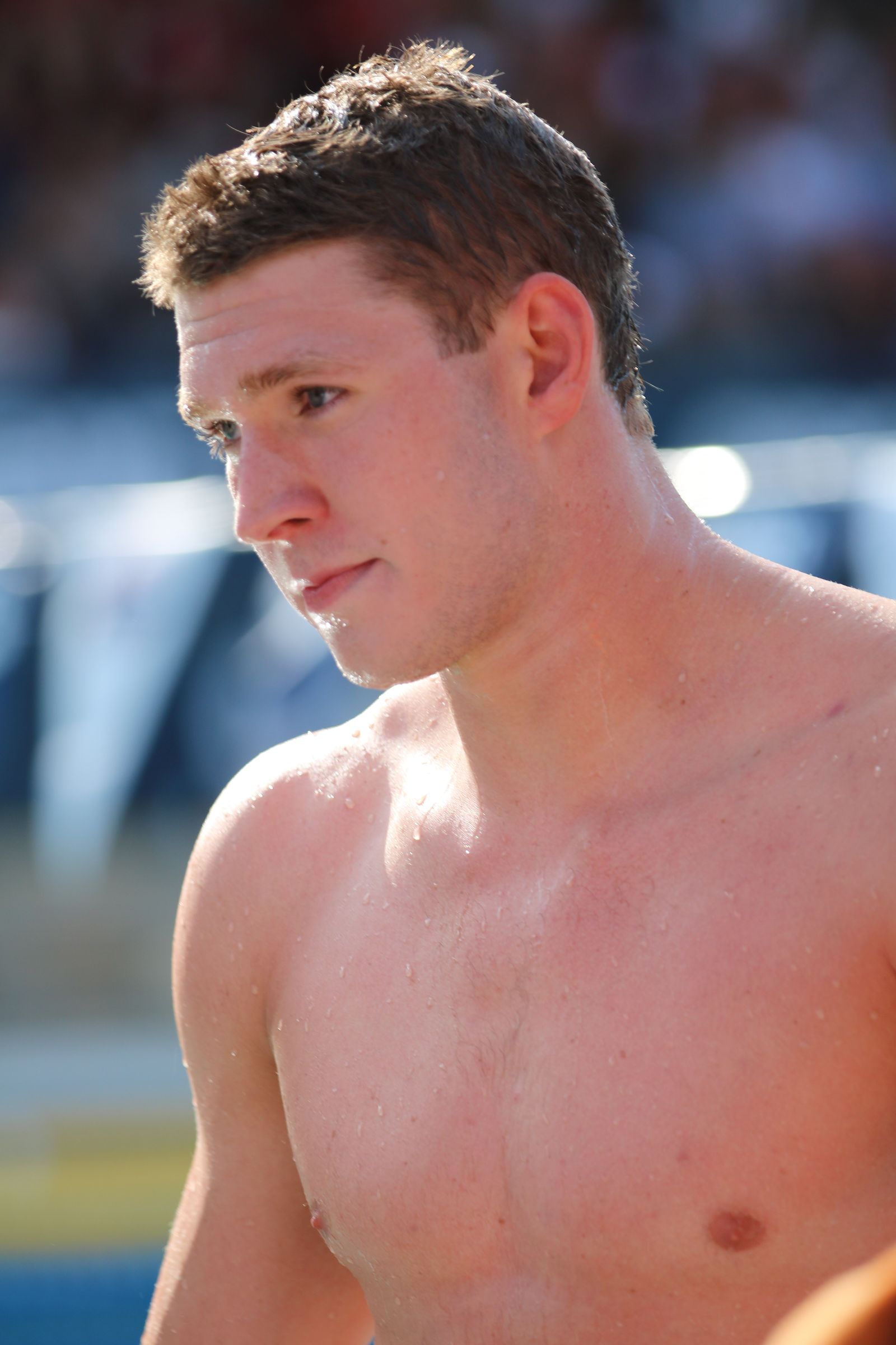 Ryan Murphy Smokes Stacked 200 Back Field for Win ...