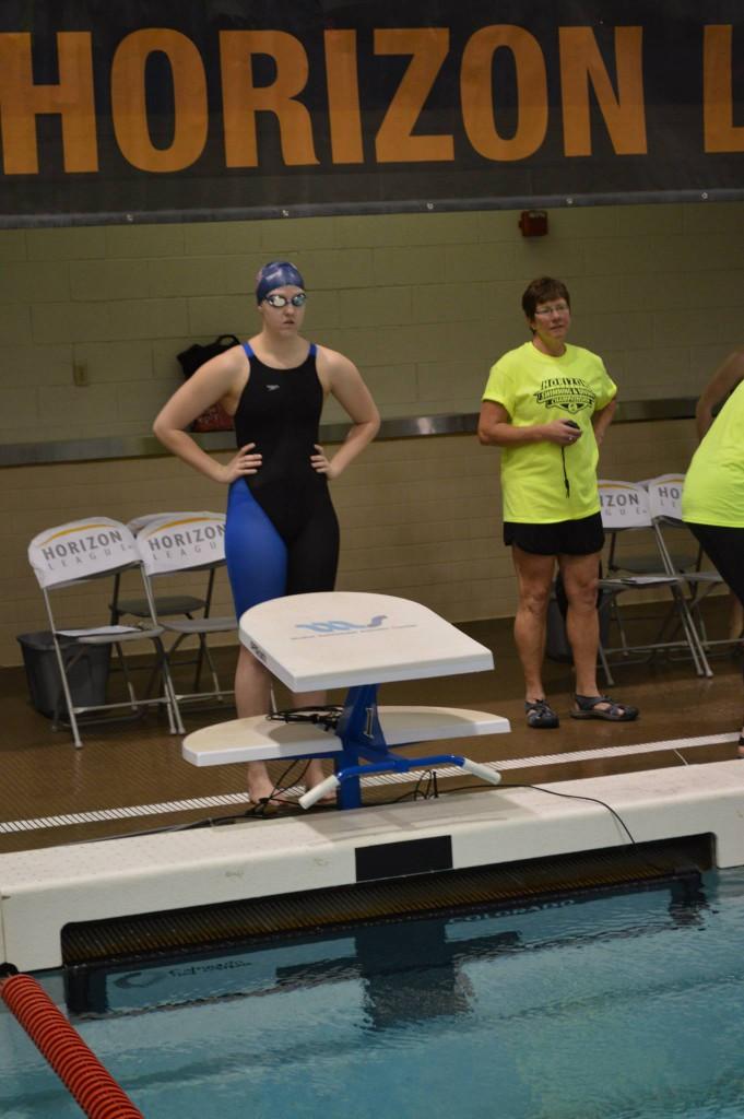 dear struggling swimmer