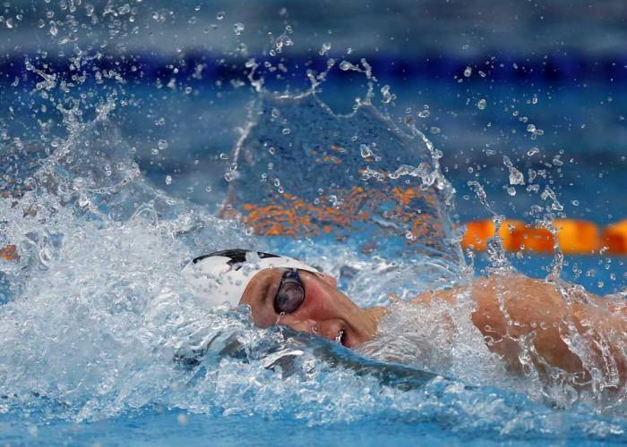 Natasha Lloyd Downs New Zealand Record At 2015 New Zealand Short Course Championships