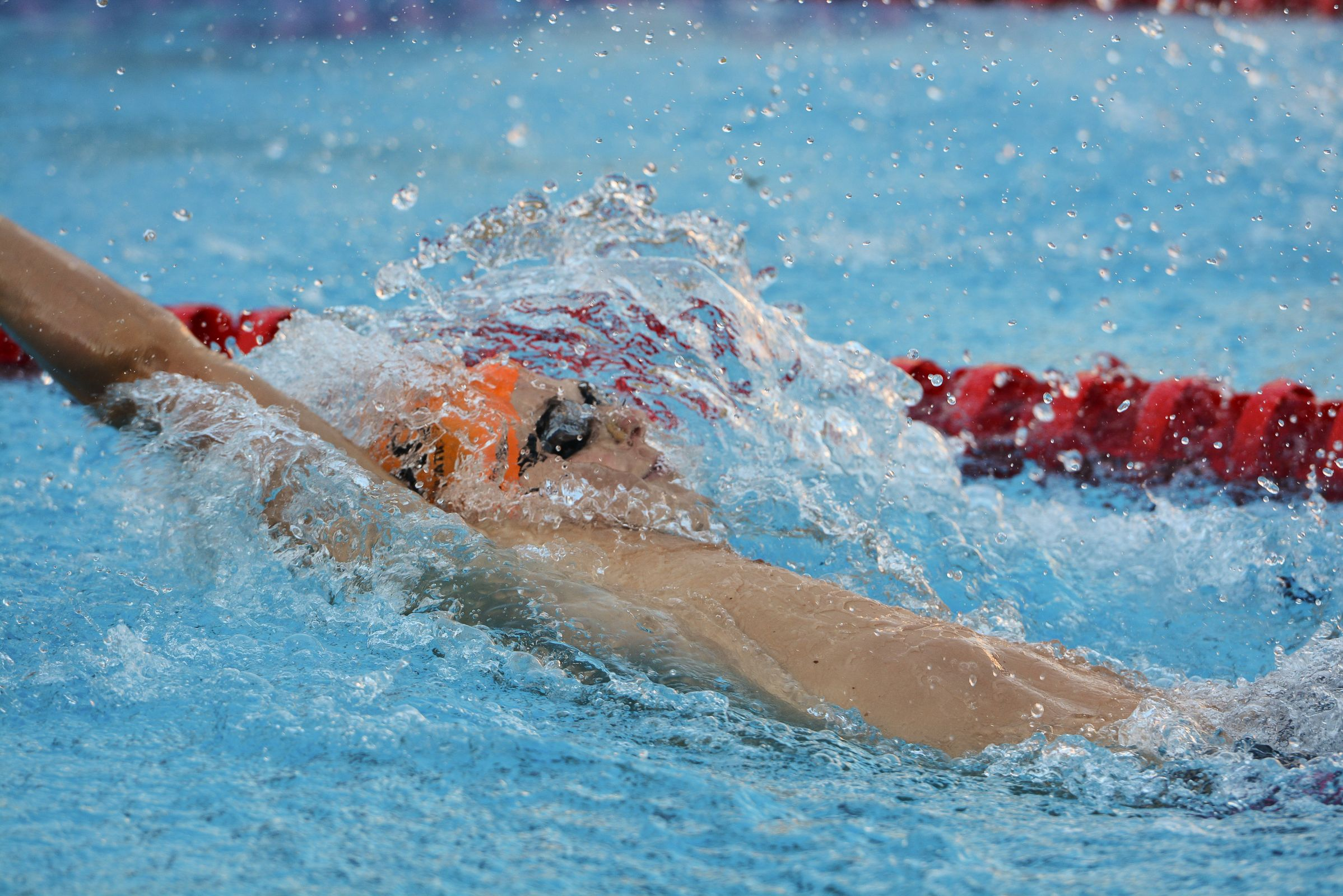 Dean Farris Doubles In Prelims At Day Four Of 2016 Ncsa Juniors Swimming World News