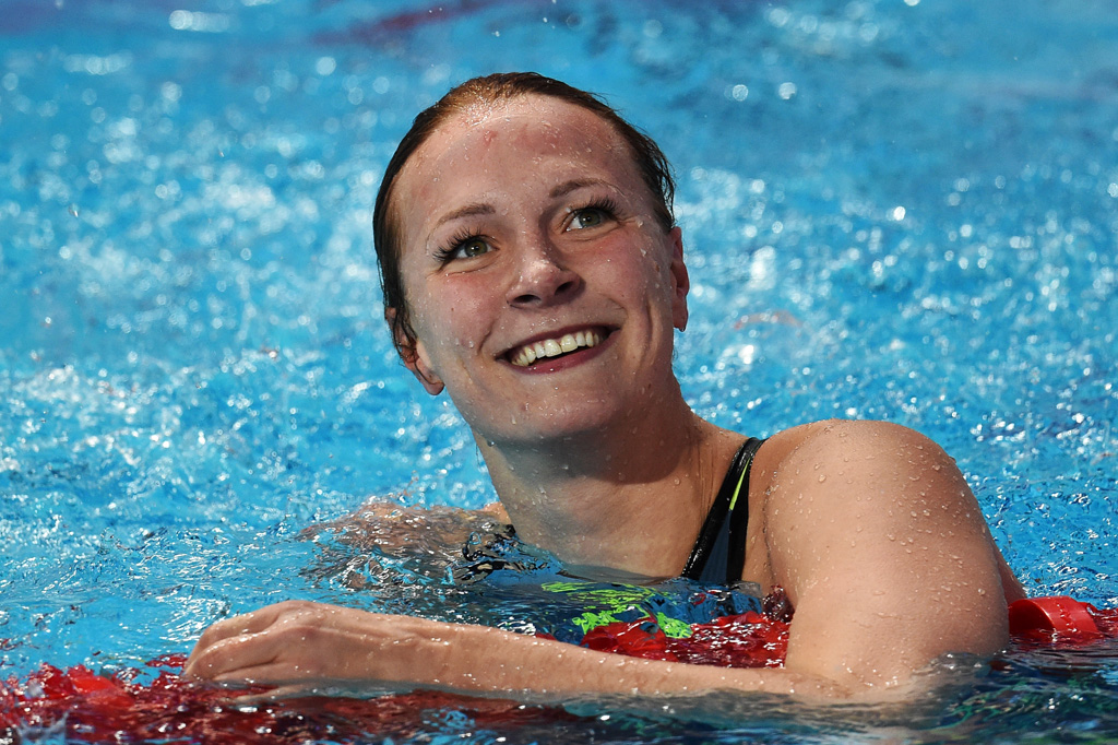 Sarah Sjostrom Slices 100 Fly World Record For Gold At The