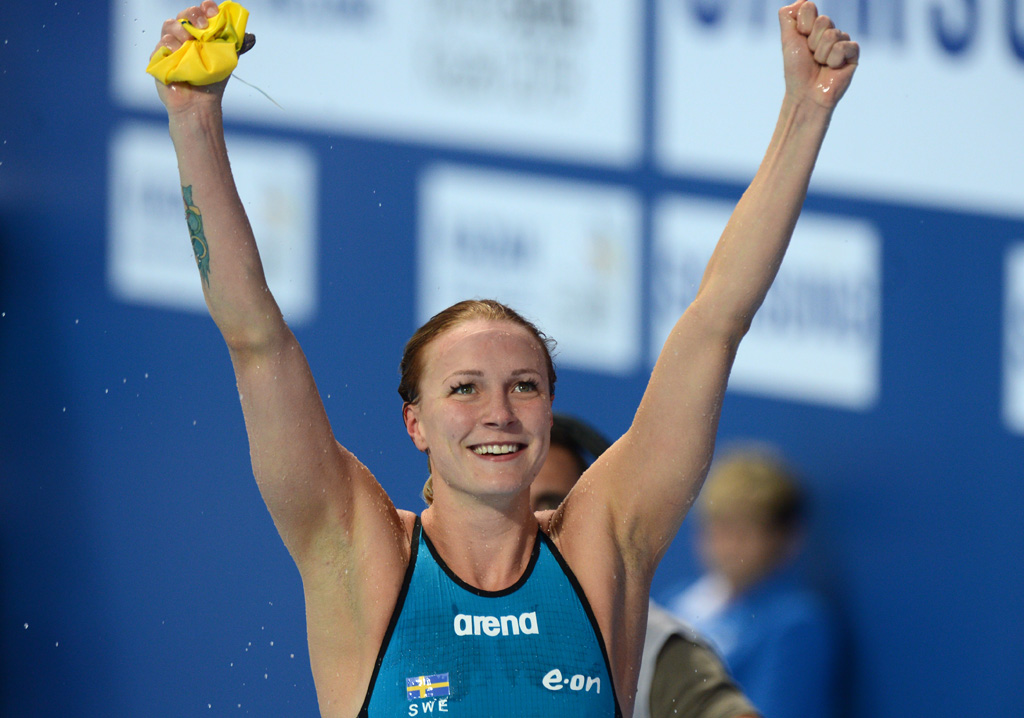 Sweden posts new swedish national record in 400 medley - Dive recorder results ...