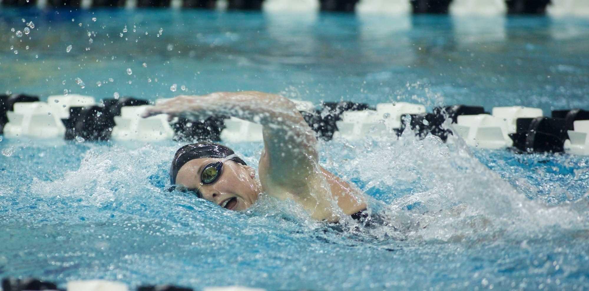 Purdue Swimming Rolls Through Miami Redhawks