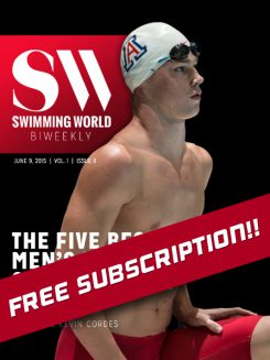 FREE Swimming World Biweekly Downloads