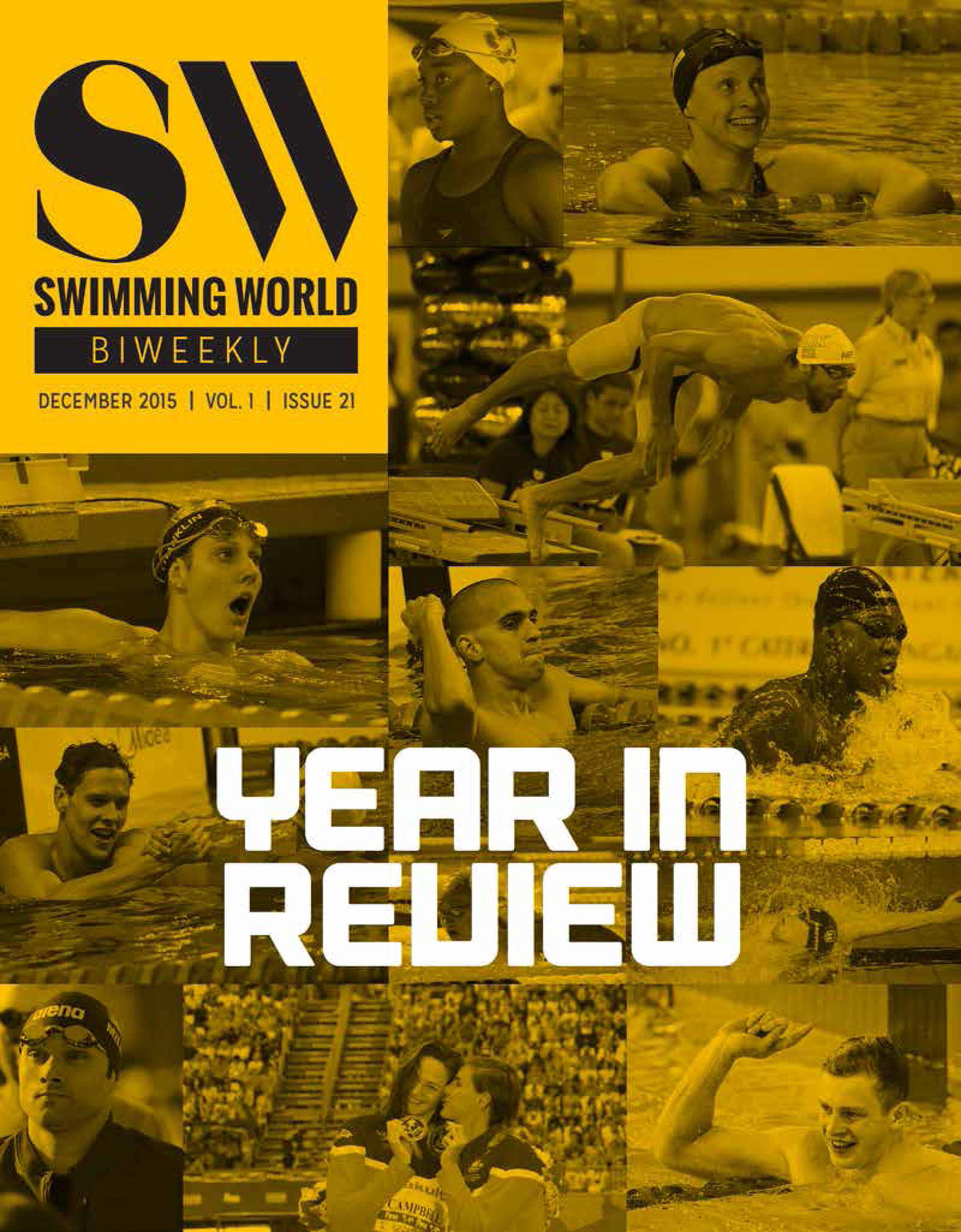 swimming world biweekly 2015 swimming year in review. Black Bedroom Furniture Sets. Home Design Ideas
