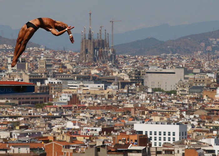 Diving into 2016 are you committed swimming world news for Piscina montjuic barcelona