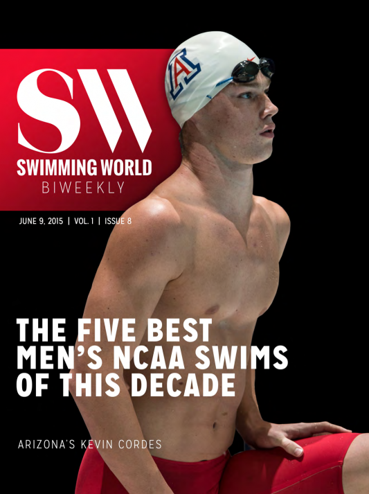 Swimming World Biweekly: Top Stories You Don't Want To Miss - Cover