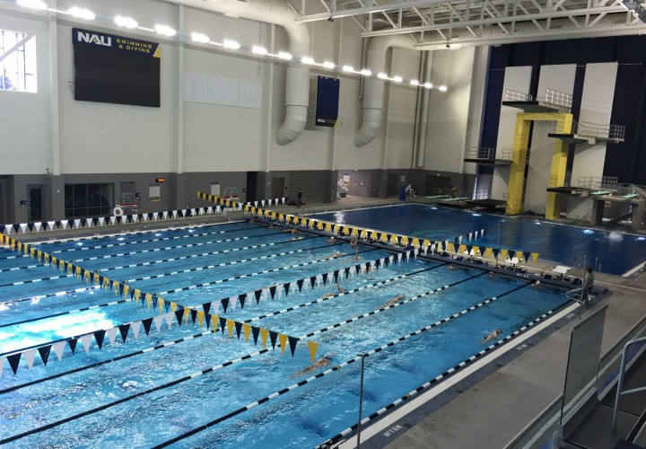 Northern Arizona's Brand New Aquatic Facility To Be ...
