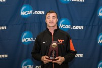 2016.03.24 NCAA Mens Swimming Championships_Brandon Fiala Virginia Tech 200 IM