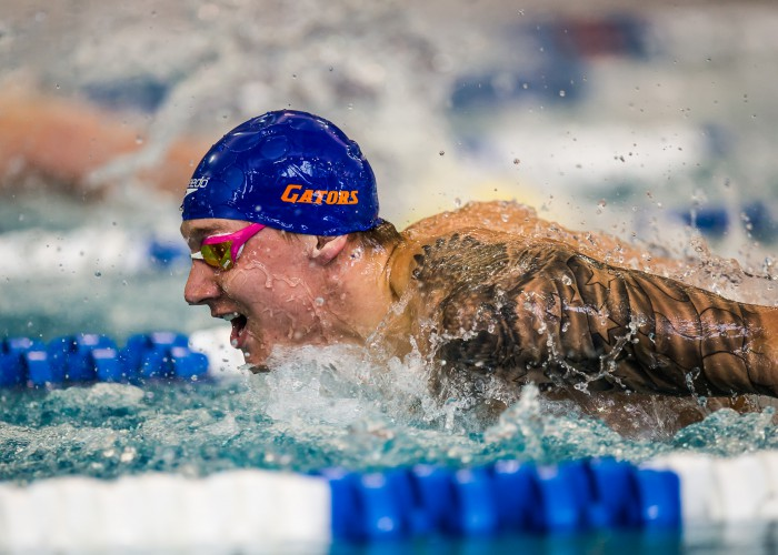 4 reasons to keep an eye on olympian caeleb dressel for How to protect a new tattoo when swimming