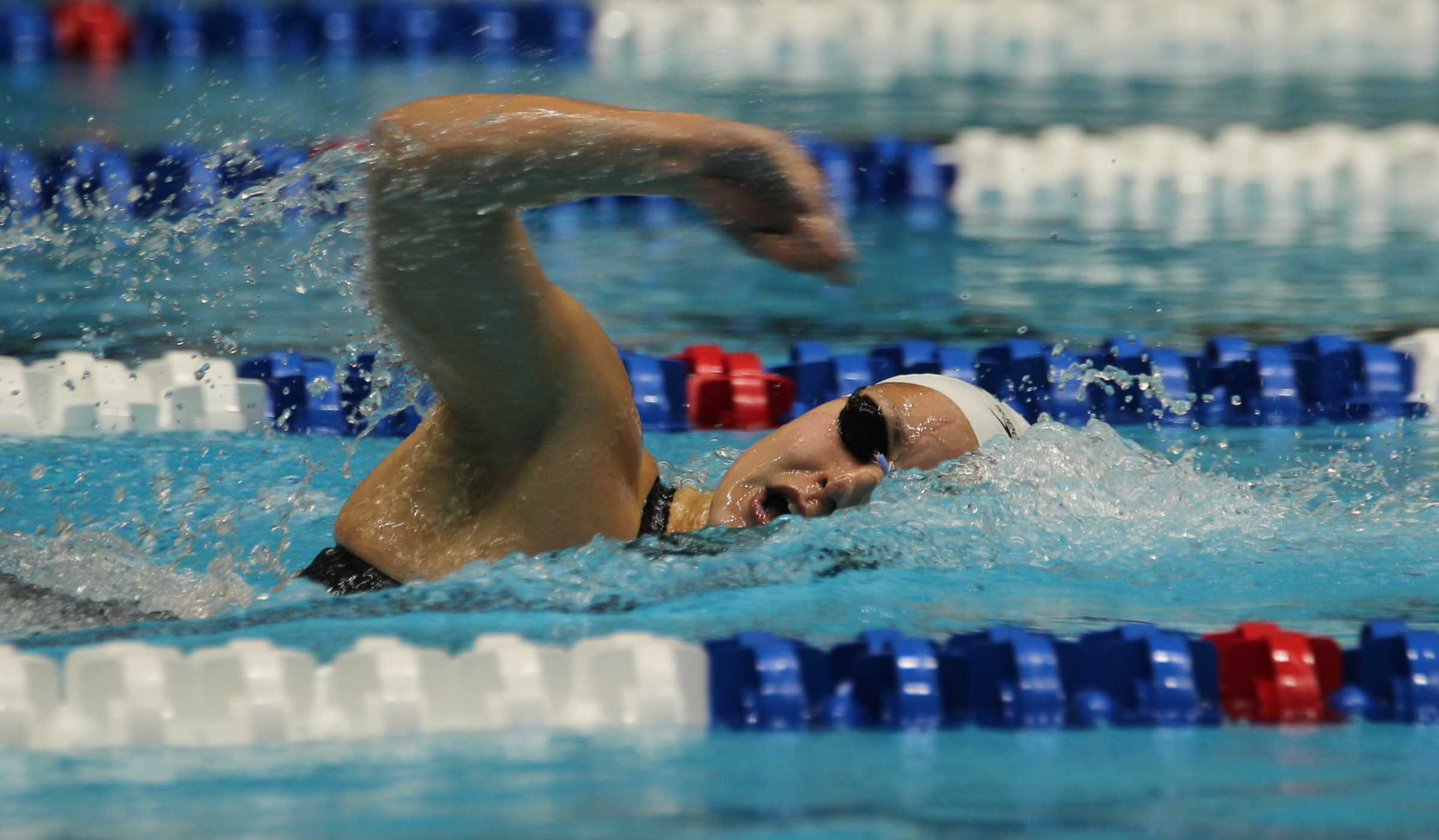 news article girls swimming blank wins free meet champions