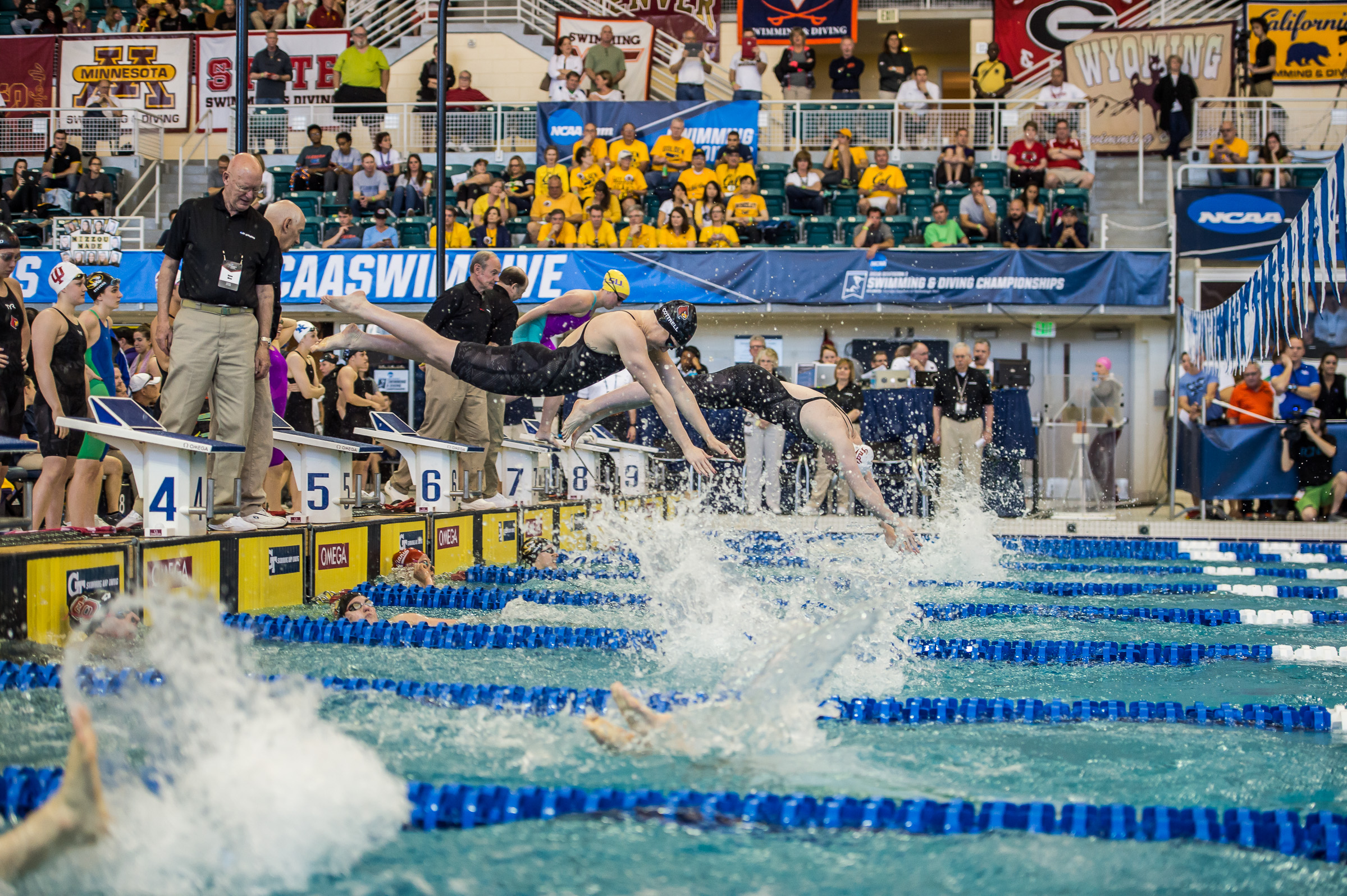 Bickford Ford Used Trucks 2016 NCAA Division I Women's Championships: Day 2 Prelims Photo ...