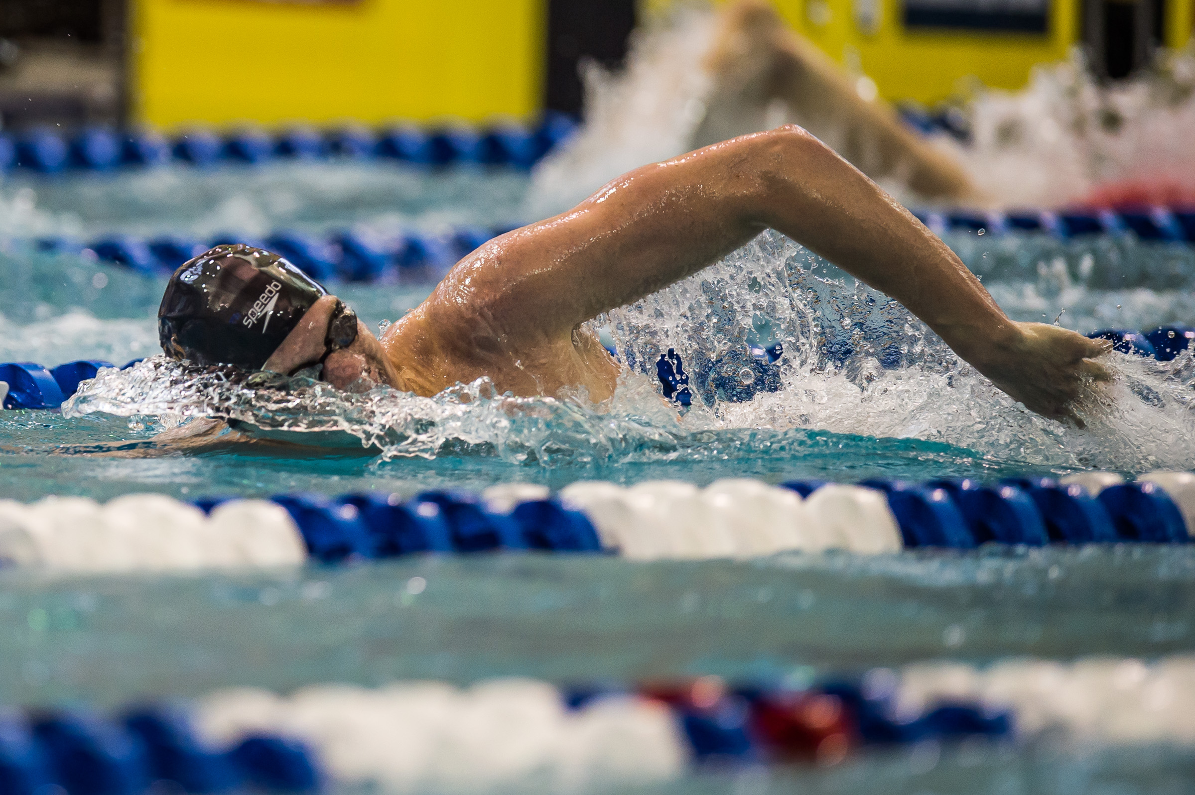 Townley Haas 500 free