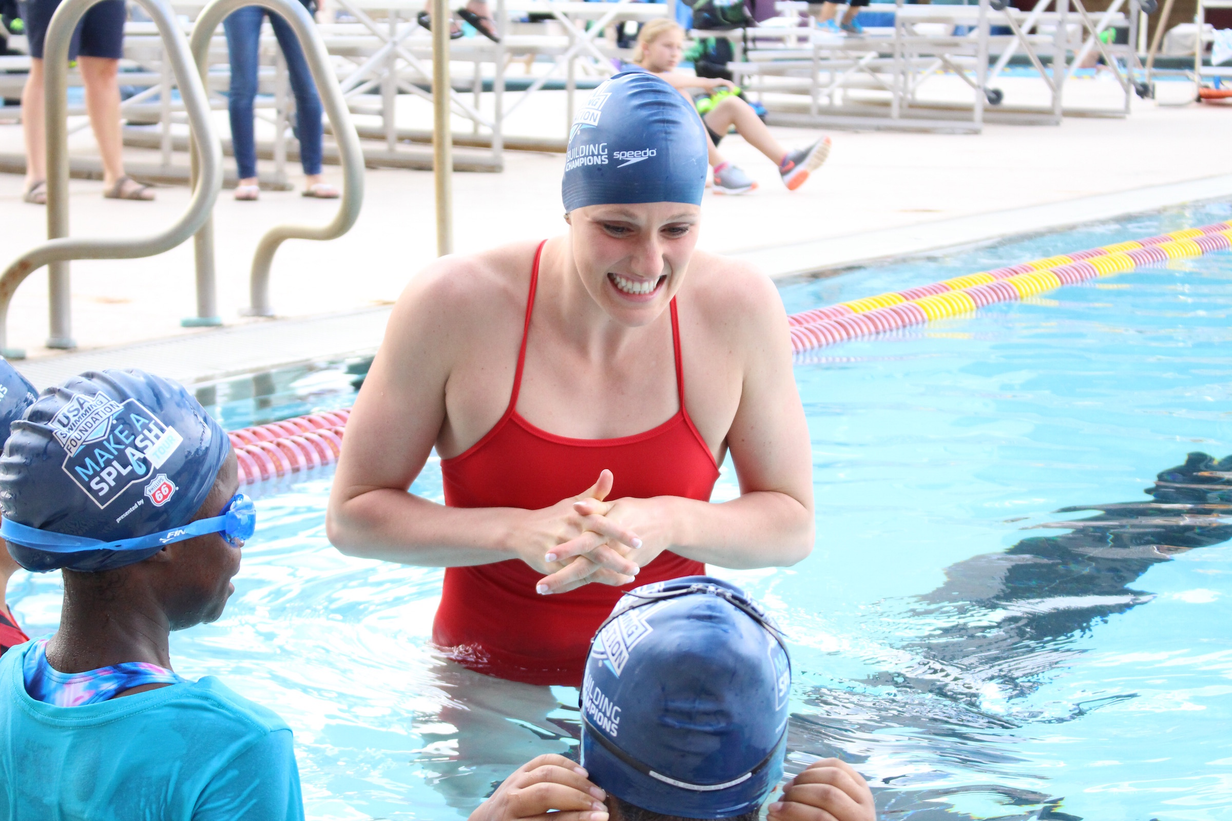 Make-A-Splash Tour Kicks Off In Phoenix - Swimming World News