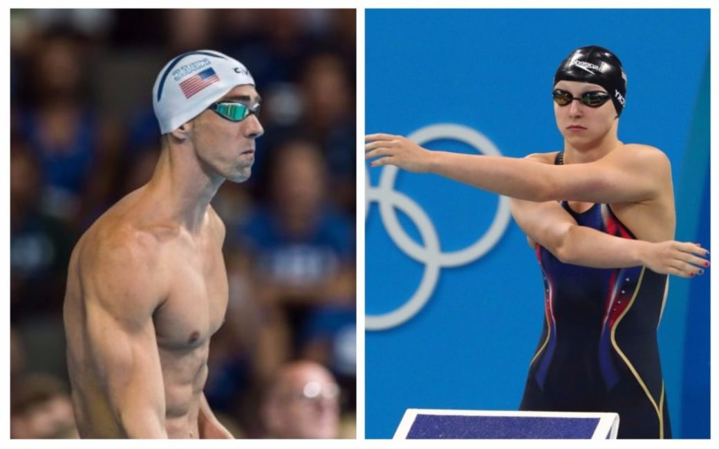 World/American Swimmers of the Early Millennium: Michael Phelps & Katie Ledecky Were Slam Dunks - Swimming World Magazine