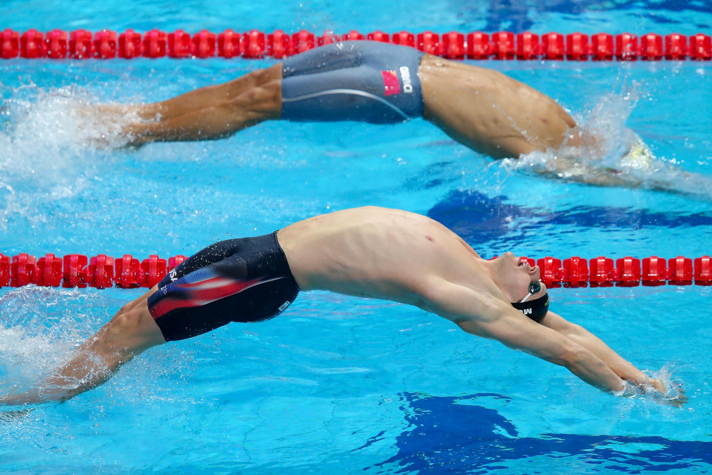 How was the World Aquatics Championship 2017 34