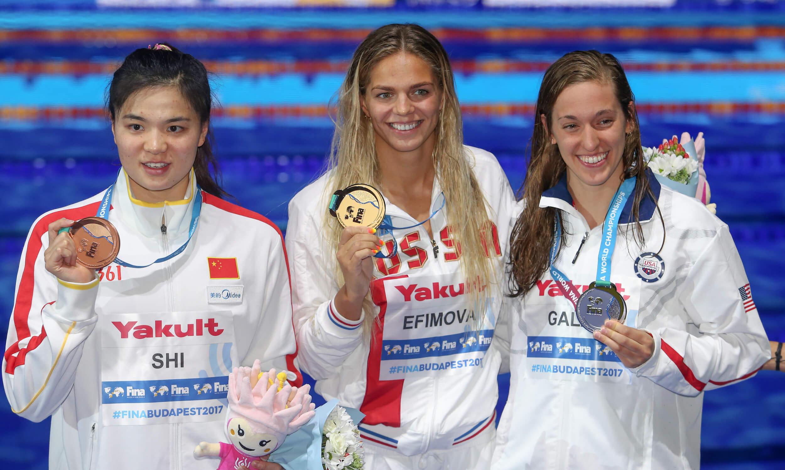 jinglin-shi-chn-yuliya-efimova-rus-bethany-galat-usa-medals-2017-world-champs