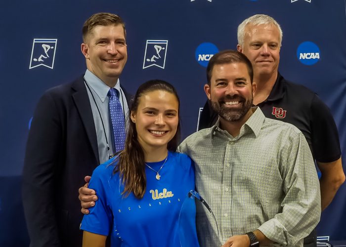 diver-and-coach-of the meet-